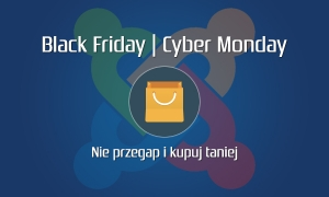 Joomla! - Black Friday - Cyber Monday