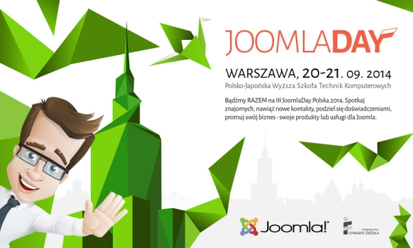 JoomlaDay Poland 2014